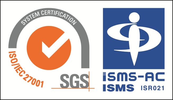 SYSTEM CERTIFICATION ISO/IEC 27001 SGS ISMS-AC ISMS ISR021